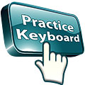 practice keyboarding icon